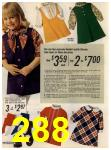 1972 Sears Fall Winter Catalog, Page 288