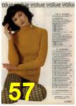 1979 Sears Fall Winter Catalog, Page 57