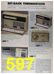 1989 Sears Home Annual Catalog, Page 597