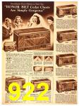 1940 Sears Fall Winter Catalog, Page 922