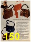 1972 Sears Fall Winter Catalog, Page 150