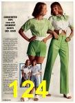 1975 Sears Spring Summer Catalog, Page 124