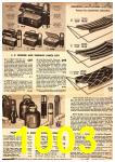 1949 Sears Spring Summer Catalog, Page 1003
