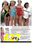 1981 Sears Spring Summer Catalog, Page 427