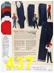 1967 Sears Fall Winter Catalog, Page 437