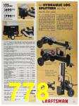 1989 Sears Home Annual Catalog, Page 778
