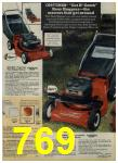 1979 Sears Spring Summer Catalog, Page 769