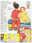 1988 Sears Fall Winter Catalog, Page 613