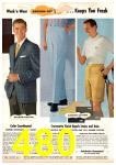 1962 Montgomery Ward Spring Summer Catalog, Page 480