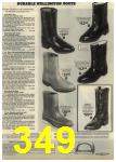 1979 Sears Fall Winter Catalog, Page 349