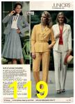 1981 Montgomery Ward Spring Summer Catalog, Page 119