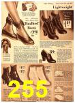 1940 Sears Fall Winter Catalog, Page 255