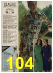 1979 Sears Spring Summer Catalog, Page 104