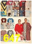 1956 Sears Fall Winter Catalog, Page 647