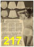 1960 Sears Spring Summer Catalog, Page 217