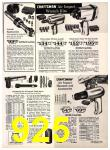 1972 Sears Fall Winter Catalog, Page 925