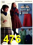 1978 Sears Fall Winter Catalog, Page 476