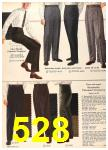 1960 Sears Fall Winter Catalog, Page 528