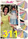 1962 Montgomery Ward Spring Summer Catalog, Page 311