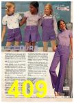 1972 Montgomery Ward Spring Summer Catalog, Page 409