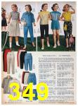 1957 Sears Spring Summer Catalog, Page 349