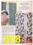 1957 Sears Spring Summer Catalog, Page 698