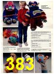1987 JCPenney Christmas Book, Page 383