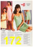 1972 Sears Spring Summer Catalog, Page 172