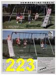 1992 Sears Summer Catalog, Page 223