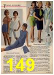 1965 Sears Spring Summer Catalog, Page 149