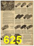 1962 Sears Spring Summer Catalog, Page 625