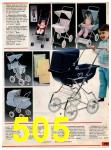 1985 Sears Christmas Book, Page 505