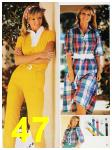 1987 Sears Spring Summer Catalog, Page 47