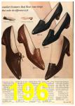 1963 Sears Fall Winter Catalog, Page 196
