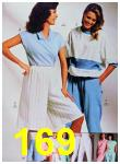 1988 Sears Spring Summer Catalog, Page 169