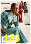 1974 Sears Spring Summer Catalog, Page 133