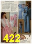 1979 Sears Spring Summer Catalog, Page 422