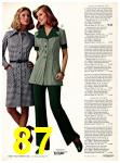 1974 Sears Fall Winter Catalog, Page 87