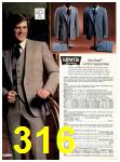 1983 Sears Fall Winter Catalog, Page 316