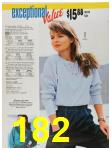 1988 Sears Fall Winter Catalog, Page 182