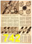 1949 Sears Spring Summer Catalog, Page 742