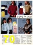1983 Sears Fall Winter Catalog, Page 70