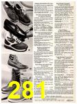 1982 Sears Fall Winter Catalog, Page 281