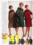 1967 Sears Fall Winter Catalog, Page 147