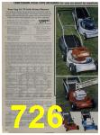 1984 Sears Spring Summer Catalog, Page 726