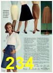 1965 Sears Fall Winter Catalog, Page 234