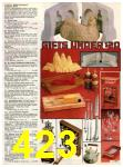 1982 Sears Christmas Book, Page 423