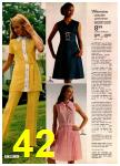 1972 Montgomery Ward Spring Summer Catalog, Page 42