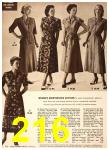 1949 Sears Spring Summer Catalog, Page 216