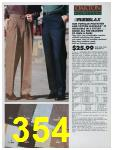 1991 Sears Fall Winter Catalog, Page 354